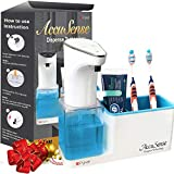 Pykal 2-in-1 Automatic Soap Dispenser Touchless & Organizer 15 oz | Hand Soap Pump | 1 YR Wnty |...