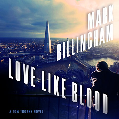 Love Like Blood audiobook cover art