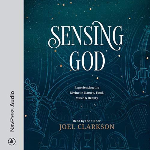 Sensing God cover art