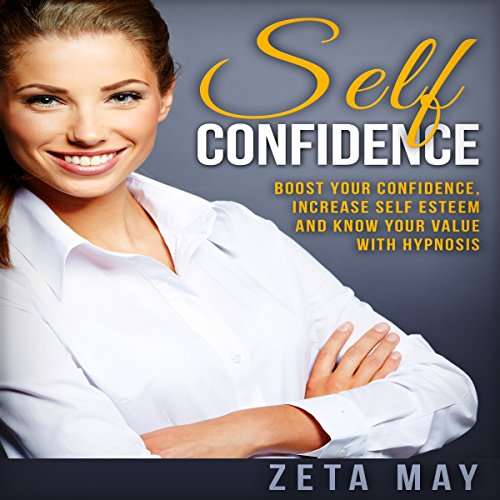 Self Confidence audiobook cover art
