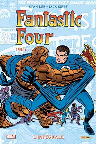 Fantastic Four: L'intégrale 1965 (T04 Nouvelle édition)