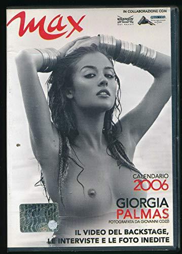 EBOND Max Giorgia Palmas Calendario 2006 DVD