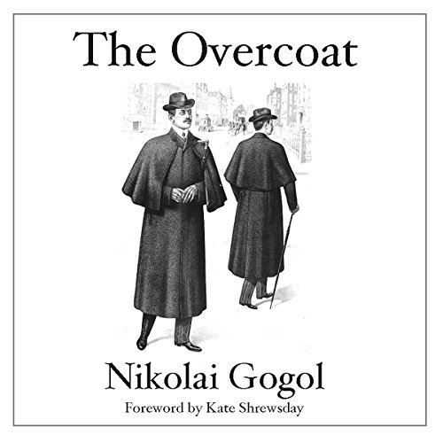 The Overcoat audiobook cover art