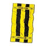 Borussia Dortmund Duschtuch Blockstreifen one Size