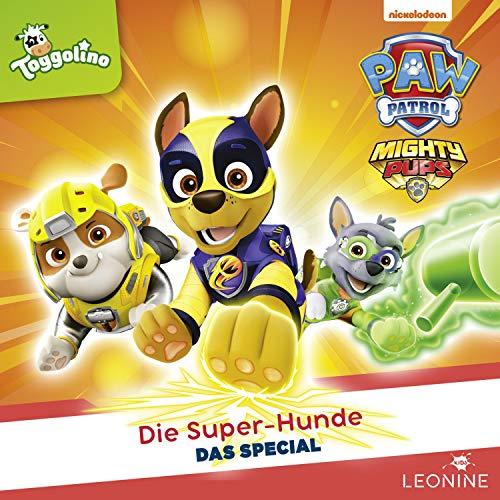 Die Super-Hunde. Das Special Titelbild