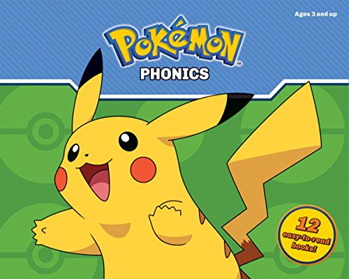 Pokemon: Phonics (Box Set)