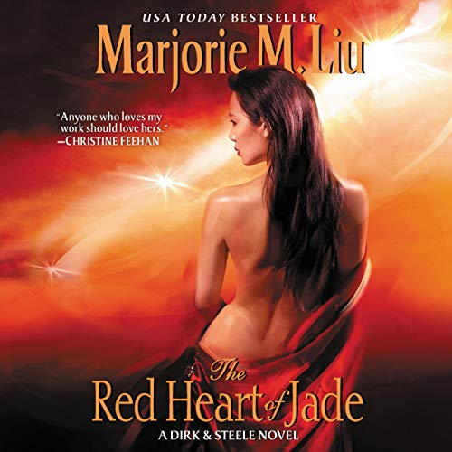 The Red Heart of Jade cover art