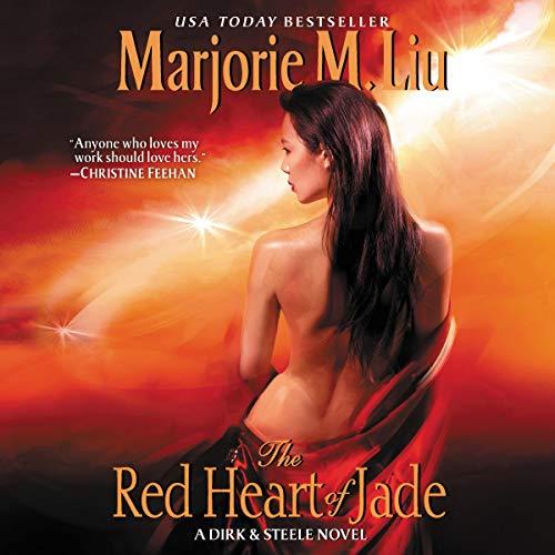 The Red Heart of Jade: A Dirk & Steele Novel, Book 3