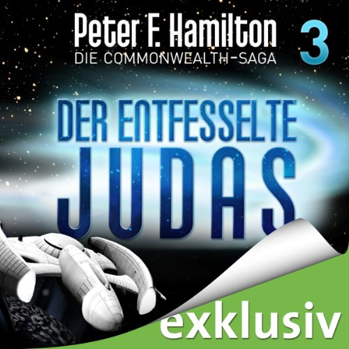 Der entfesselte Judas (Die Commonwealth-Saga 3) cover art