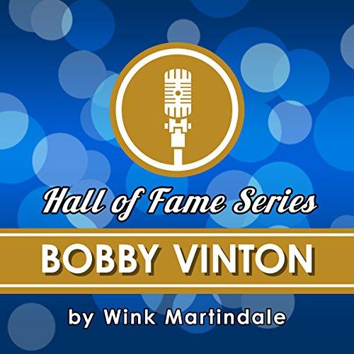 Bobby Vinton audiobook cover art