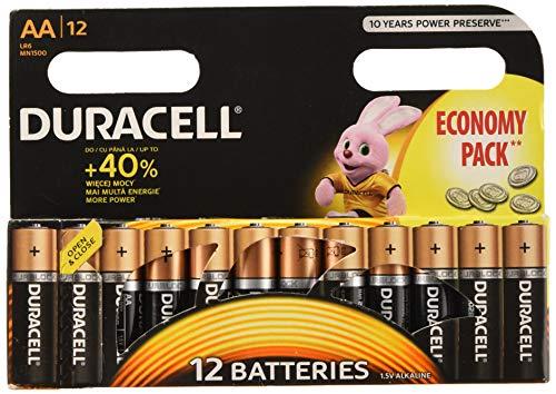 Oferta de Duracell - 24 x aa plus power duralock 1.5v alkaline batteries expires in 2024