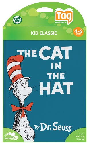 LeapFrog Tag Book: The Cat in the Hat