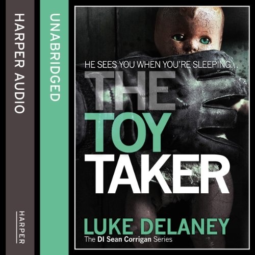The Toy Taker cover art