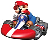 6 Inch Super Mario Kart Wii Bros Brothers Removable Wall Decal Sticker Art Nintendo 64 SNES Home Kids Room Decor Decoration - 6 by 5 inches