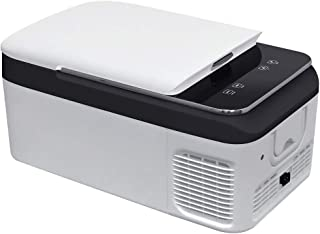 Bonarca 車載対応 冷蔵冷凍庫 18L ホワイト コンプレッサー式 庫内ライト搭載 AC/DC( 12V / 24V ) 電源対応 CBL-180(WH)