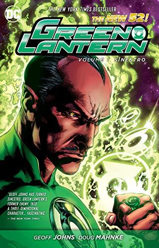green lantern new 52 1 - 1