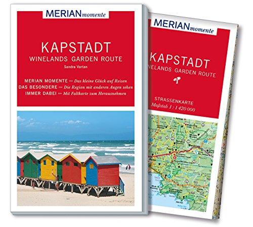 MERIAN momente Reiseführer Kapstadt Winelands Garden Route: Mit Extra-Karte zum Herausnehmen