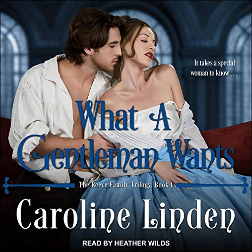 What a Gentleman Wants  By  cover art