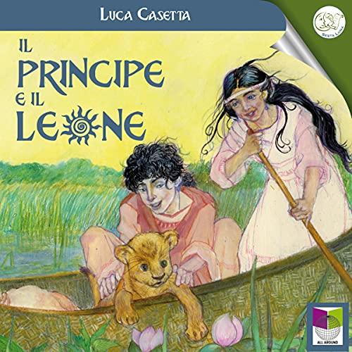 Il principe e il leone copertina