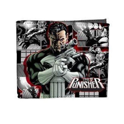Punisher Carteira dobrável para armas