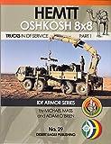 DEP0029 Desert Eagle Publications - HEMTT Oshkosh 8x8 Trucks in IDF Service - Part 1