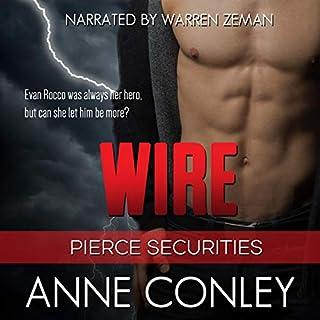 Wire cover art