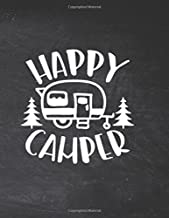 Camping Logbook: Family Camping Journal - RV Camping Log book -Summer Journal - RV Trailer Travel Log Record Camping Diary - Camping Log book - Five ... camping gift for your favorite campers.