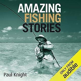 Amazing Fishing Stories  audiobook cover art