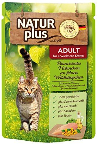 nature plus katzenfutter