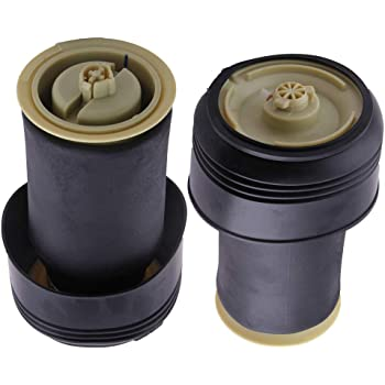 Docas 2x Air Suspension Spring 37126790078 37126790079 37126790080 37126790081 37126790082 Rear Left and right