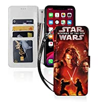 iPhone 11 ケース 手帳型 スターウォーズ Star Wars iPhone 11 Pro Max 手帳型 iPhone 11 Pro ケース 手帳型 アイフォン11/ Pro/Pro Max ケース カード収納 Qi充電対応 横置き機能 高級PUレザー 11カバー 財布型 携帯カバー スマホケースIphone 11 Pro-5.8