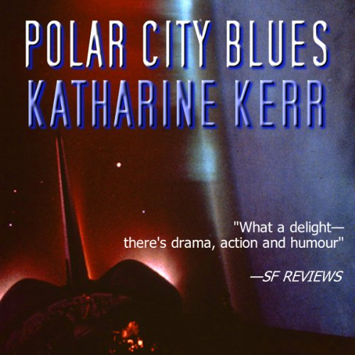 Polar City Blues audiobook cover art