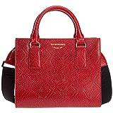 Emporio Armani mujer bolsas de mano red lacquer