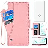Asuwish Compatible with Samsung Galaxy Note 10 Plus Glaxay