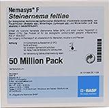 Nemasys® F BASF SF Nematoden 50 Mio. (100m²) gegen Wiesenschnaken (Tipula) und Trauermücken - Profipackung