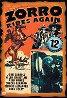 Zorro Rides Again [DVD] [Import]