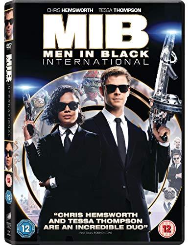 Men In Black: International [DVD] [2019]