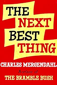 Hardcover The next best thing Book