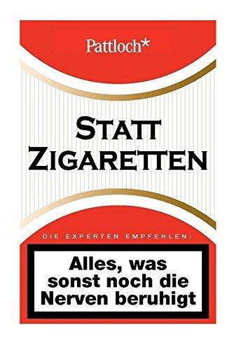 Statt Zigaretten (rote Schachtel): Alles, was sonst noch die Nerven beruhigt