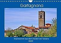 Garfagnana, Impressionen aus dem Norden der Toskana (Wandkalender 2022 DIN A4 quer): Zauberhafte Schoenheit der Nord-Toskana (Monatskalender, 14 Seiten )