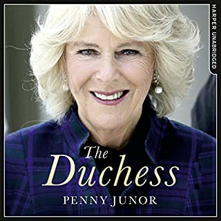 The Duchess: The Untold Story                   By:                                                                                                                                 Penny Junor                               Narrated by:                                                                                                                                 Jenny Funnell                      Length: 12 hrs and 39 mins     47 ratings     Overall 3.5