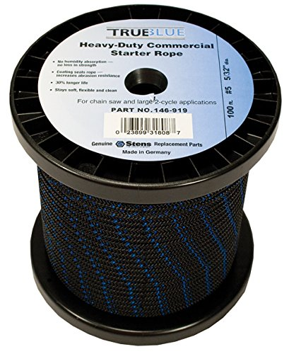 Stens 146-919 True Blue Starter Rope, 100-Feet