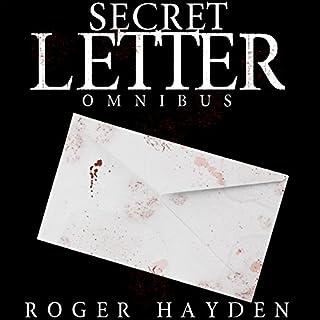 The Secret Letter Omnibus audiobook cover art