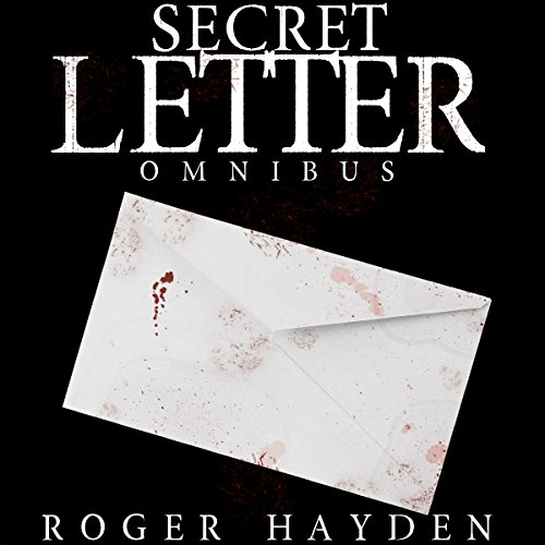 The Secret Letter Omnibus audiobook cover art