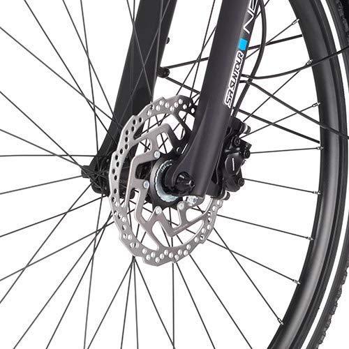 FISCHER Herren – E-Bike Trekking VIATOR 4.0i (2020), grün matt, 28 Zoll, RH 50 cm, Mittelmotor 50 Nm, 48 Volt Akku im Rahmen Bild 5*