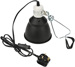 Gad żółw ciepła UVA/UVB żarówka lampa uchwyt na światło gady ogrzewanie latarnia morska dla kurczaka Brooder Basking(wtycz...