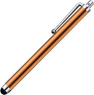 قلم لمس صغير بمشبك للكتابة والرسم بحرية على شاشات أجهزة التابلت والموبايل والايفون والايباد وسامسونج واونر