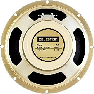 Celestion G10 Creamback 10 Inch 45-Watt Replacement Guitar Speaker 8-Ohm