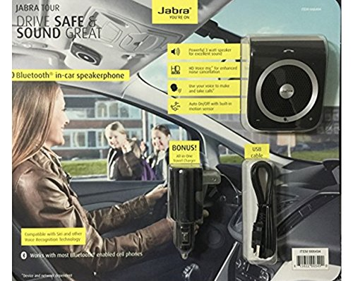 Jabra Tour Car Bluetooth Speakerphone