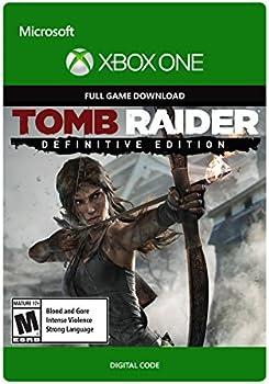 Tomb Raider: Definitive Edition Xbox One Digital Code